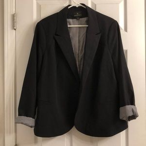 Barely worn Black Worthington 3XL blazer